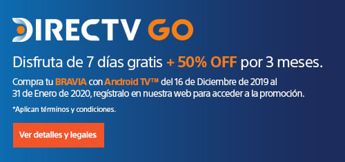 android-tv-directTV