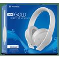 Gold-Headset-White
